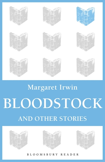 Bloodstock and Other Stories - cover