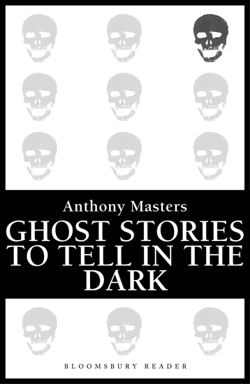 Ghost Stories to Tell in the Dark - cover