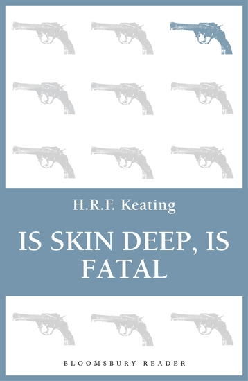 Is Skin Deep Is Fatal - cover