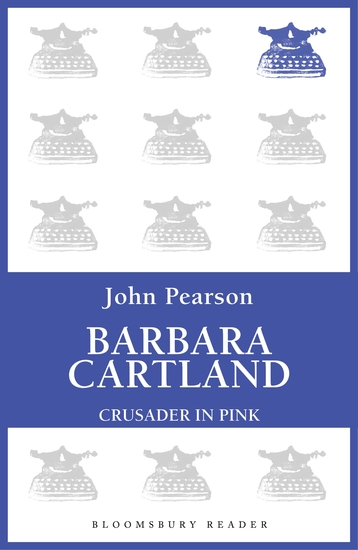 Barbara Cartland - Crusader in Pink - cover