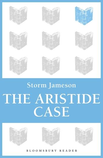 The Aristide Case - cover
