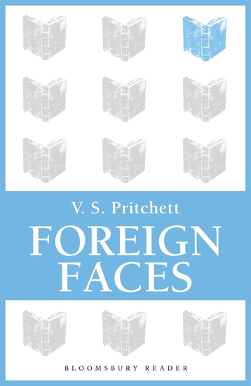 Foreign Faces - cover