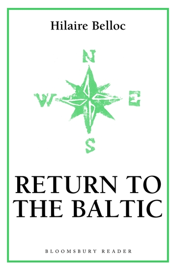 Return to the Baltic - cover