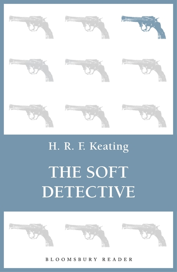 The Soft Detective - cover