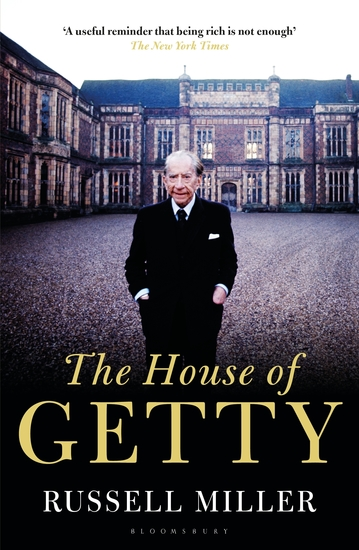 The House of Getty - cover