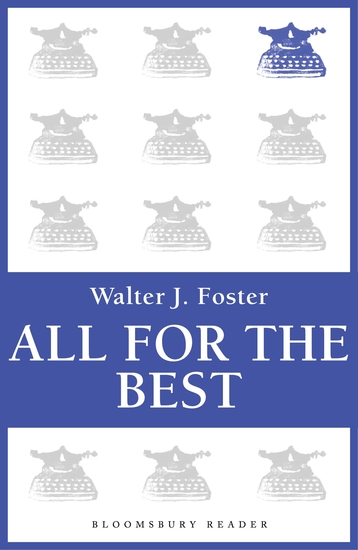 All for the Best - cover