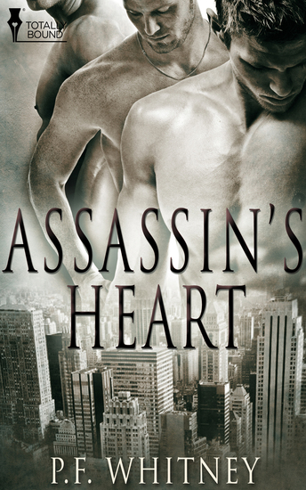 Assassin's Heart - cover