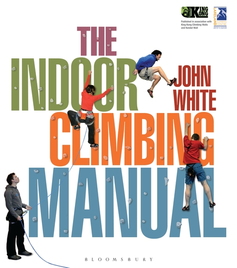 The Indoor Climbing Manual - cover