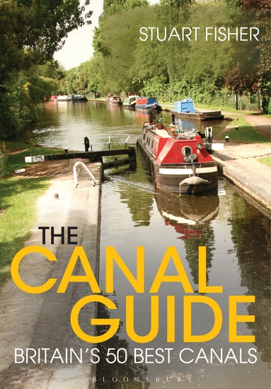 The Canal Guide - Britain's 50 Best Canals - cover