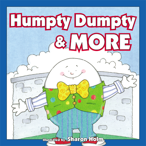 Humpty Dumpty and More - cover