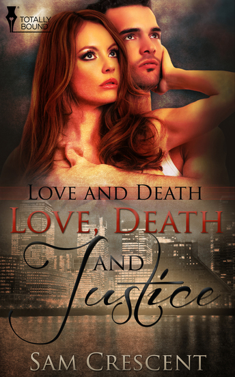 Love Death and Justice - cover