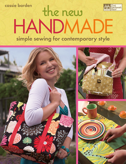 The New Handmade - Simple Sewing for Contemporary Style - cover