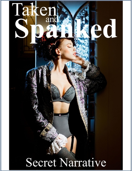 Taken and Spanked - cover