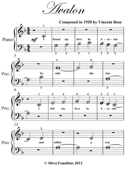 sheet music review book