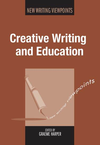 Creative Writing and Education - cover