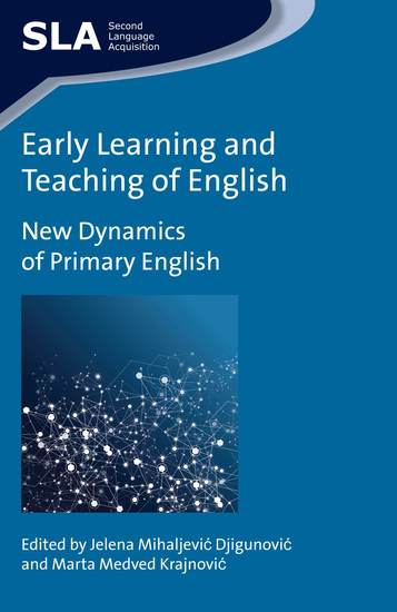 Early Learning and Teaching of English - New Dynamics of Primary English - cover