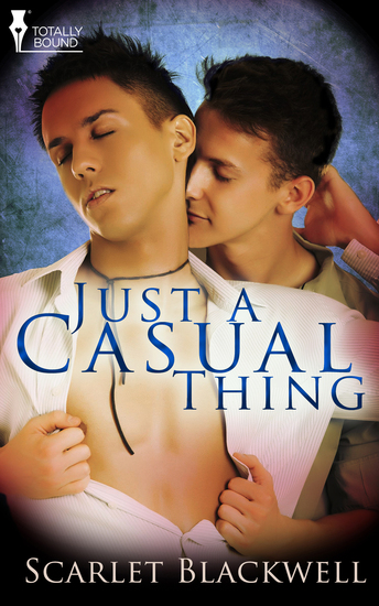 Just a Casual Thing - cover