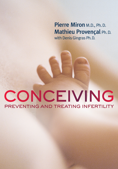 Conceiving - Preventing and Treating Infertility - cover