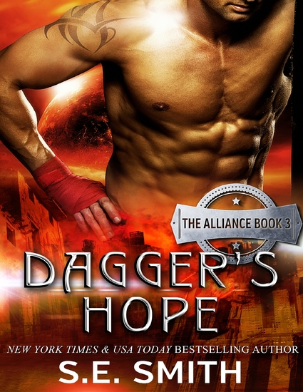 Dagger's Hope: The Alliance Book 3 - cover