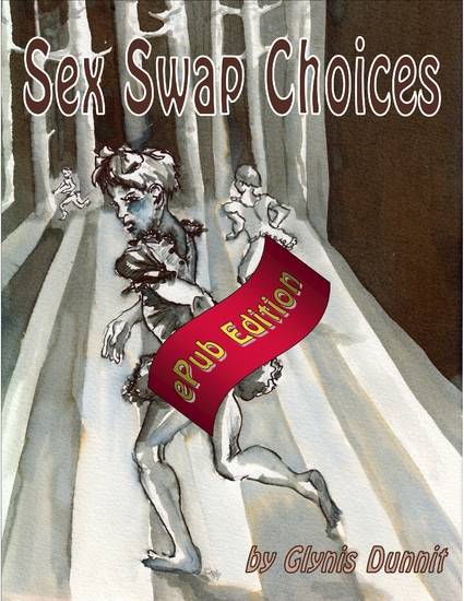 Sex Swap Choices - cover