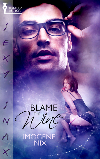 Blame the Wine - cover