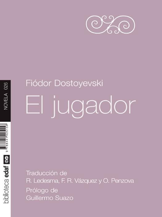El jugador - cover
