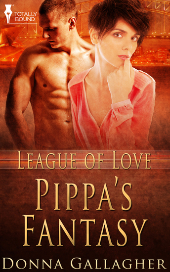 Pippa's Fantasy - cover