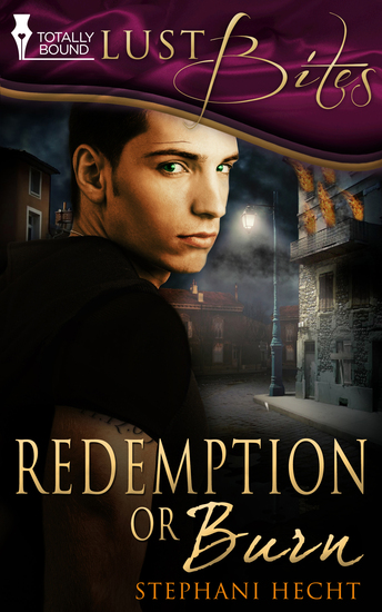 Redemption or Burn - cover