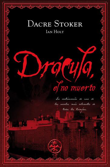 Drácula el no muerto - cover