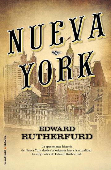 Nueva York - cover