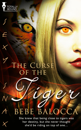 The Curse of the Tiger - cover