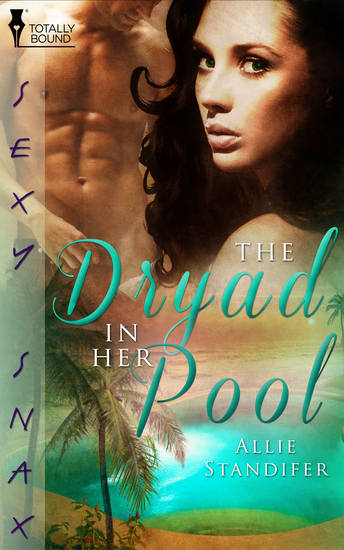 The Dryad in Her Pool - cover