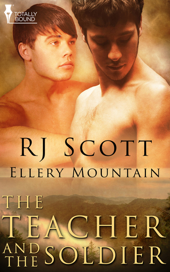 The Teacher and the Soldier - cover