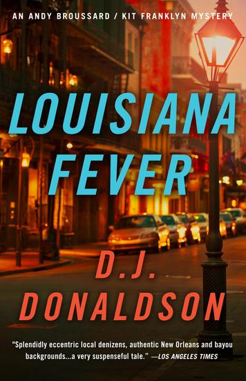 Louisiana Fever - cover