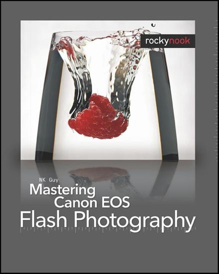 Mastering Canon EOS Flash Photography - cover