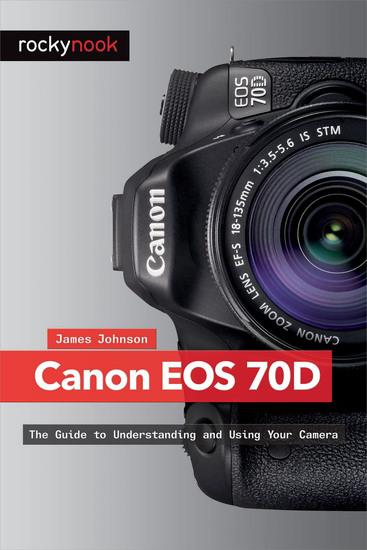 Canon EOS 70D - cover