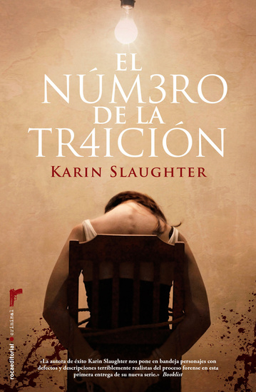 El número de la traición - cover