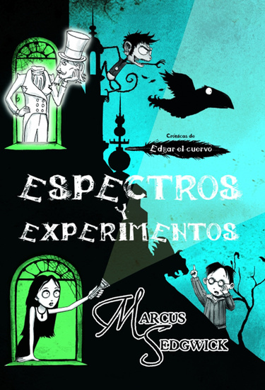 Espectros y experimentos - cover