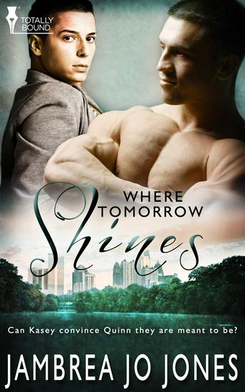 Where Tomorrow Shines - cover