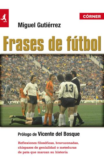 Frases de fútbol - cover