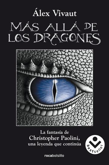 Más allá de los dragones - cover