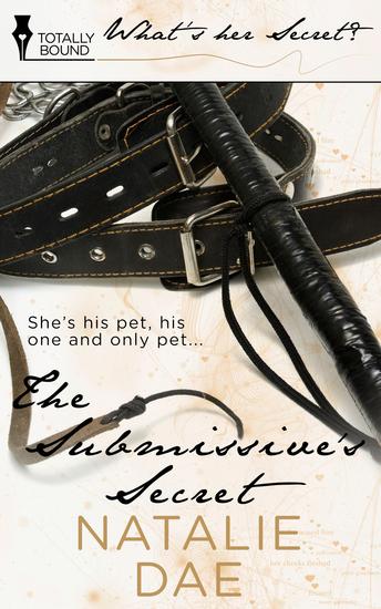The Submissive's Secret - cover