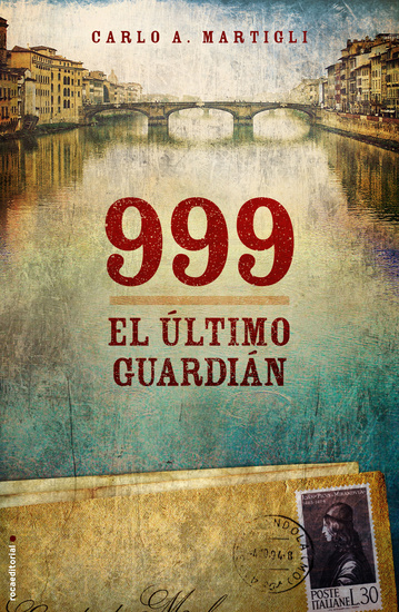 999 El último guardián - cover
