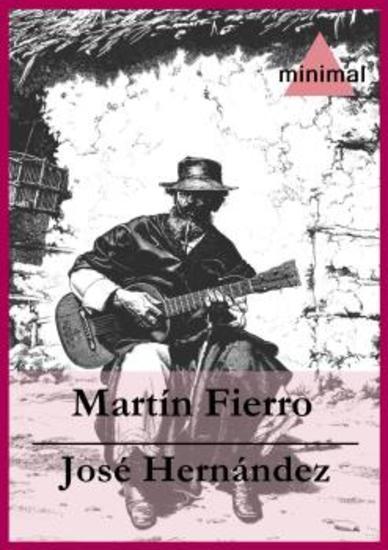 Martín Fierro - cover