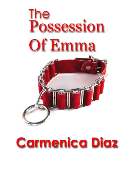 The Possession of Emma - cover