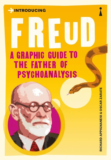 Introducing Freud - A Graphic Guide - cover