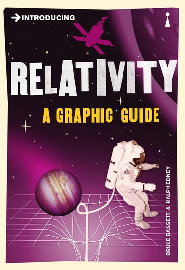 Introducing Relativity - A Graphic Guide - cover