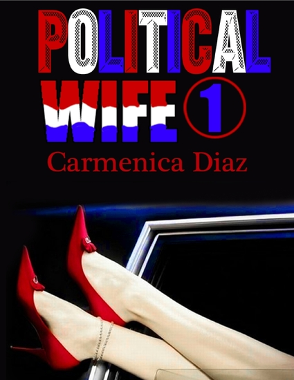 Political Wife 1 - cover