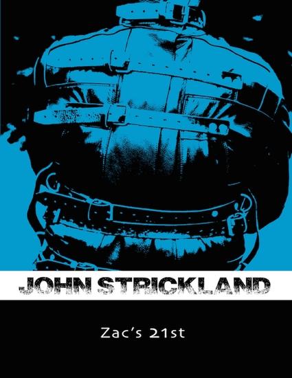 Zac's 21st - cover