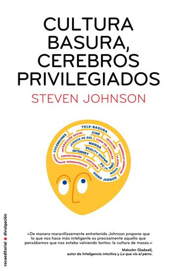 Cultura basura cerebros privilegiados - cover